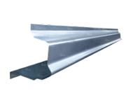 Порог до уплотнительной резинки(левый) FTSGLVOYAGER0008-08