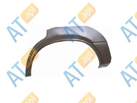 Задняя арка (левая) PAD77000EL
