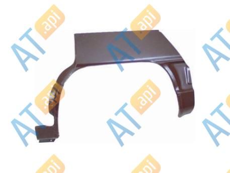 Задняя арка (левая) PAD77001EL