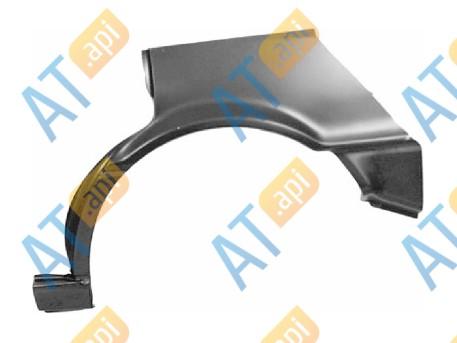 Задняя арка (левая) PAD77002EL