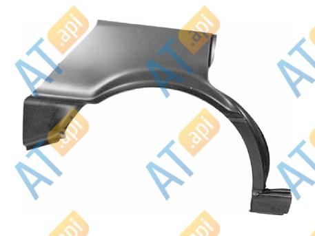 Задняя арка (правая) PAD77002ER