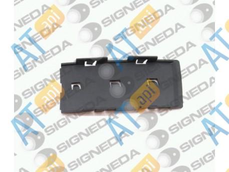 Решётка в бампер (левая) PAD99136L