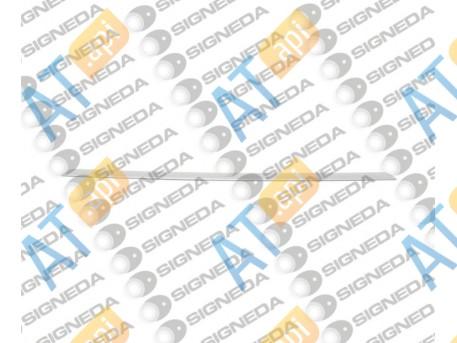 Молдинг бампера PBM04092MB