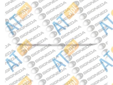 Молдинг заднего  бампера PBM04093MC