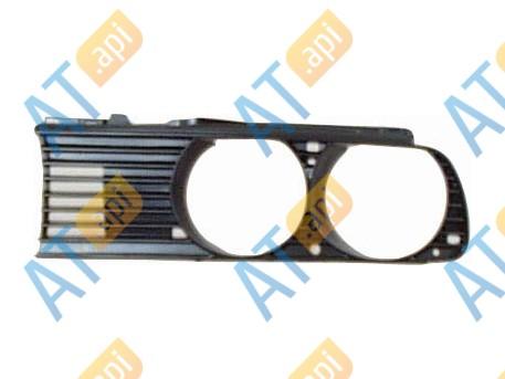 Решетка радиатора (левая) PBM07003AL(I)