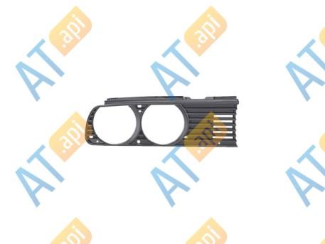 Решетка радиатора (правая) PBM07003AR(I)