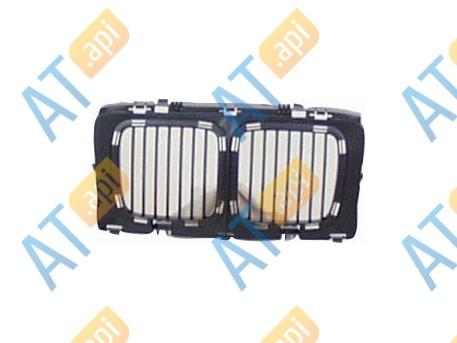 Решетка радиатора (центр) PBM07005GC