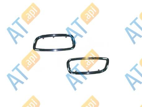 Накладка решетки радиатора (правая) PBM07022MR