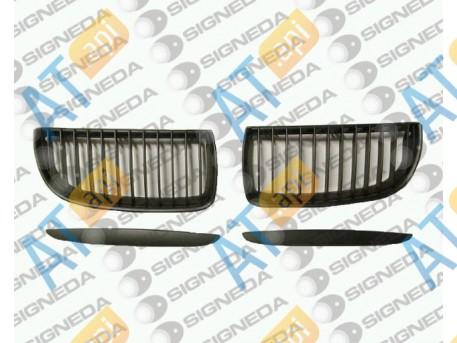 Решетка радиатора (комплект) PBM07029GAL_R