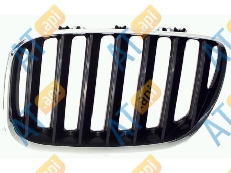 Решетка радиатора (левая) PBM07031GAL