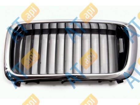 Решетка радиатора (левая) PBM07038AL