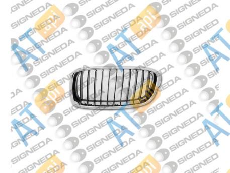 Решетка радиатора (левая) PBM07082GAL
