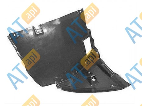Подкрылок передний (правый) PBM11013AR