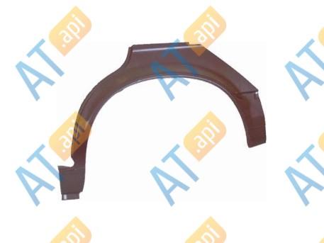 Задняя арка (левая) PBM77000EL