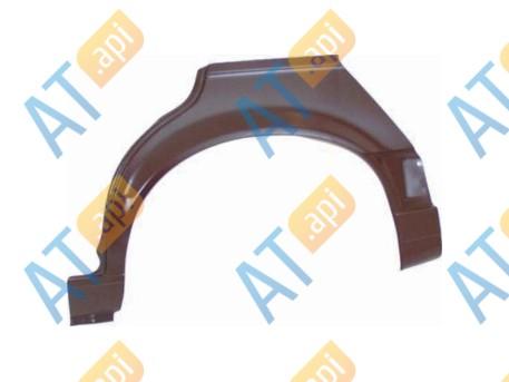 Задняя арка (левая) PBM77001EL