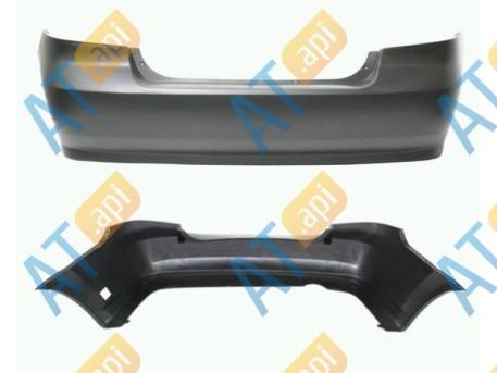 Бампер задний PCV04166BA(K)