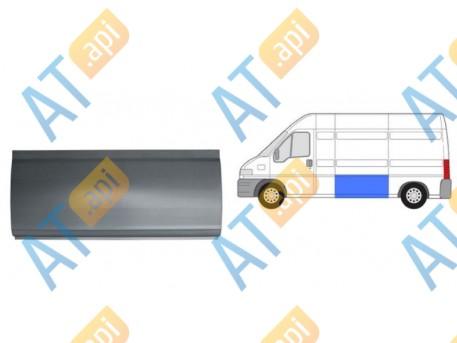 Боковая панель (левая) PFT88006A
