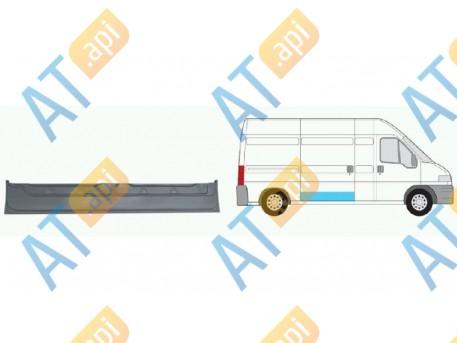 Железо двери PFT88009A