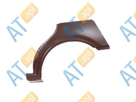 Задняя арка (левая) POP77011EL