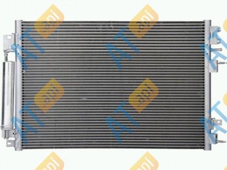 Радиатор кондиционера RC3897