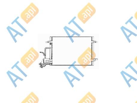 Радиатор кондиционера RC94207
