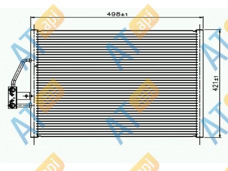 Радиатор кондиционера RC94529