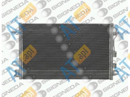 Радиатор кондиционера RC95019