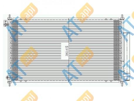 Радиатор кондиционера RC95066