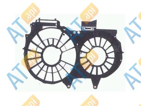 Диффузор радиатора и кондиционера RDAU250040S
