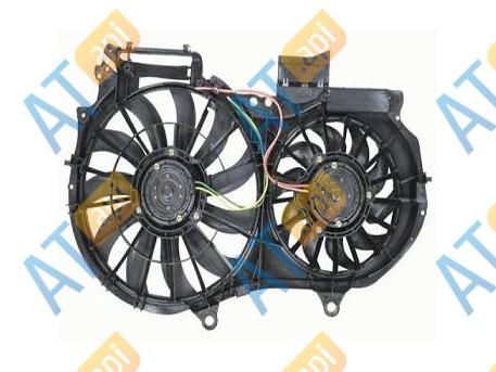 Диффузор радиатора и кондиционера RDAU250041