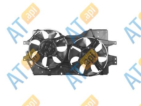 Диффузор радиатора и кондиционера RDCR620140