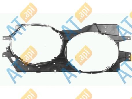 Диффузор радиатора и кондиционера RDCR62014S