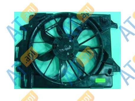 Диффузор радиатора и кондиционера RDCR620164