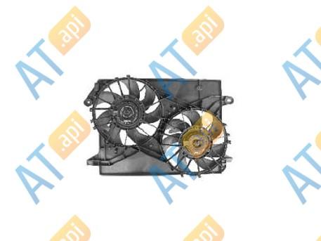 Диффузор радиатора и кондиционера RDCR670041