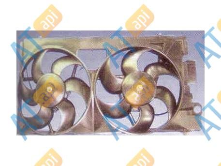 Диффузор радиатора RDCT160040