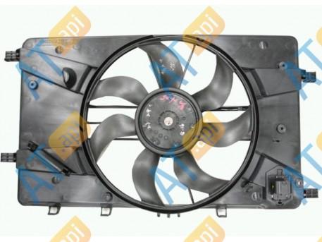 Диффузор радиатора двигателя RDCV67039A