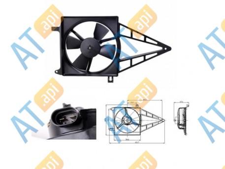 Диффузор радиатора RDOP380041
