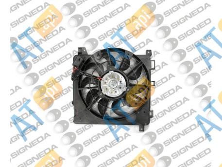 Диффузор радиатора RDOP67023A