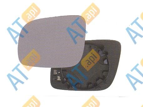 Стекло бокового зеркала (левое) SADM1001(K)AL