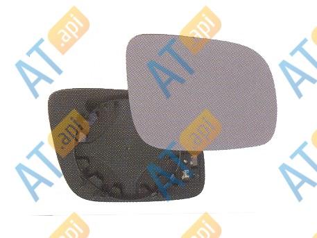 Стекло бокового зеркала (правое) SADM1001(K)AR
