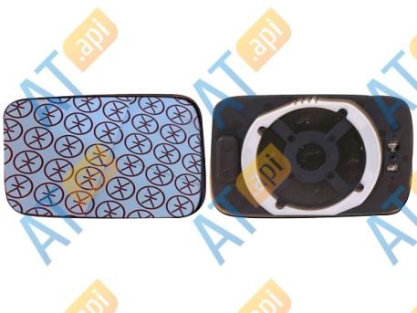Стекло бокового зеркала (правое) SADM1003BDR