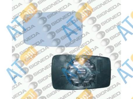 Стекло бокового зеркала (левое) SADM1012ADL