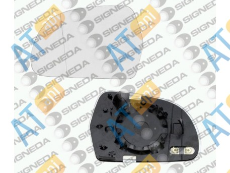 Стекло бокового зеркала (левое) SADM1013EL