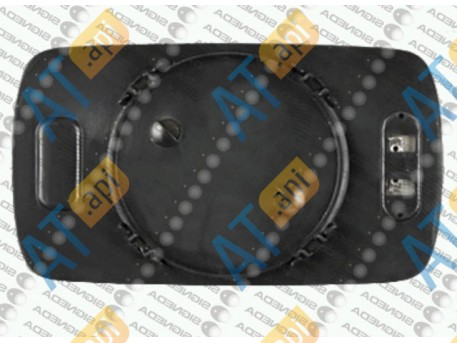 Стекло бокового зеркала (правое) SBMM1002AR