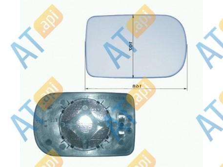 Стекло бокового зеркала (правое) SBMM1003CR