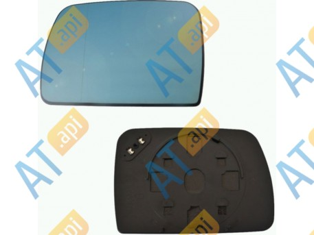 Стекло бокового зеркала (левое) SBMM1007EL
