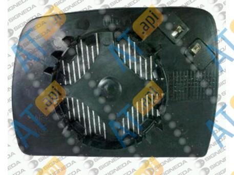 Стекло бокового зеркала (правое) SBMM1014EL