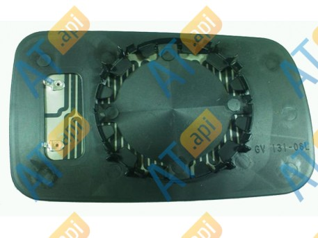 Стекло бокового зеркала (левое) SBMM1016EL