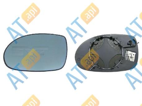Стекло бокового зеркала (левое) SCTM1001EL
