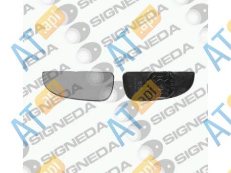 Стекло бокового зеркала (левое) SFTM1026L